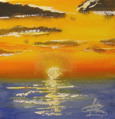 zon-boven-de-Zee